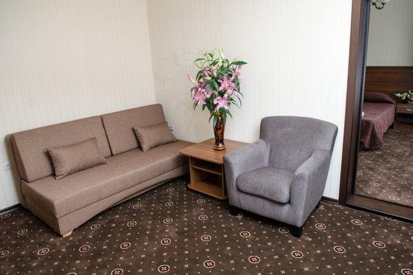 Отель Гранат - фото 12