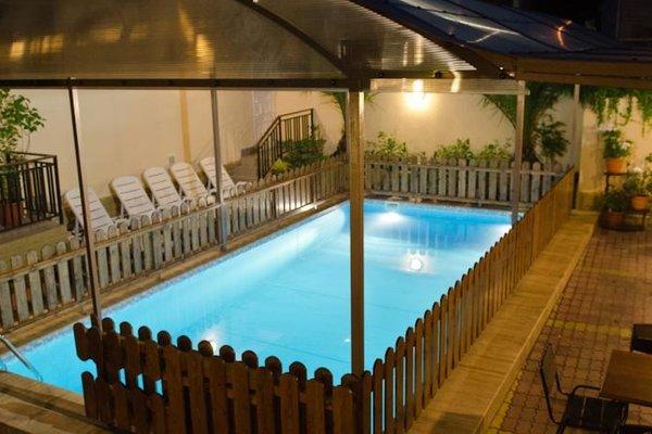 Отель Гранат - фото 20