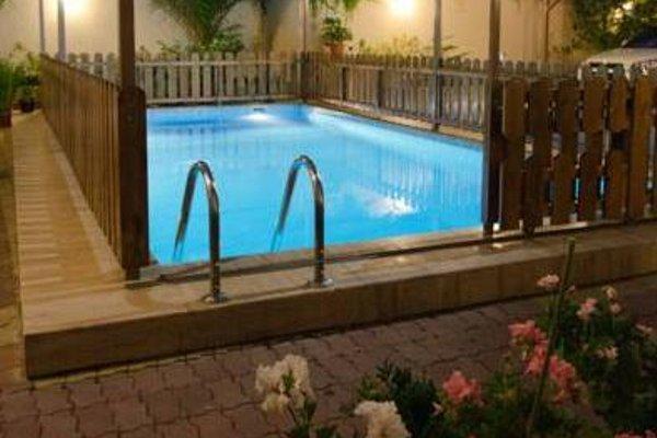 Отель Гранат - фото 22