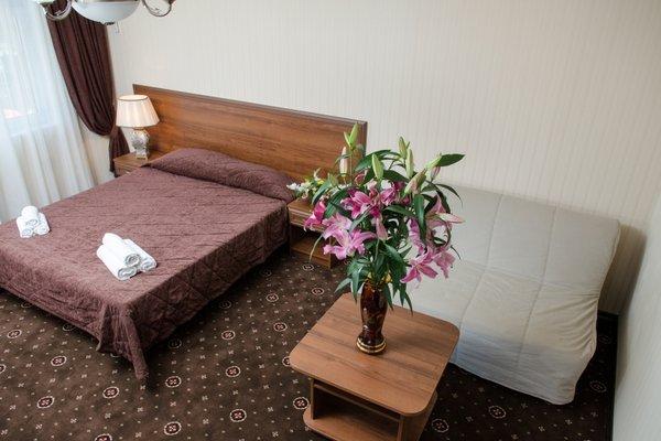 Отель Гранат - фото 5