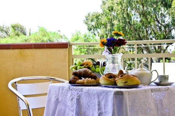 Отель Albachiara типа «постель и завтрак» - фото 15