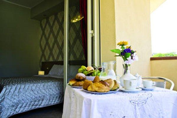 Отель Albachiara типа «постель и завтрак» - фото 3