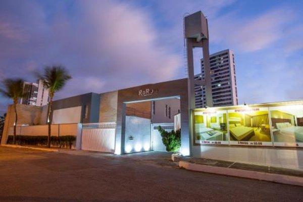 Raru's Motel Cidade Jardim (Только для взрослых) - фото 19