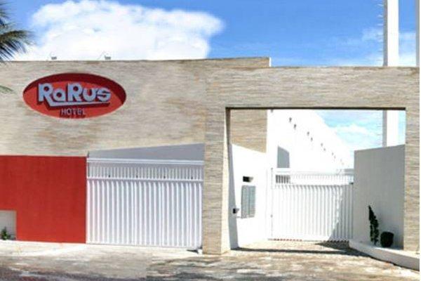 Raru's Motel Cidade Jardim (Только для взрослых) - фото 20