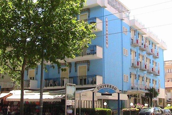 Hotel Universo - фото 21