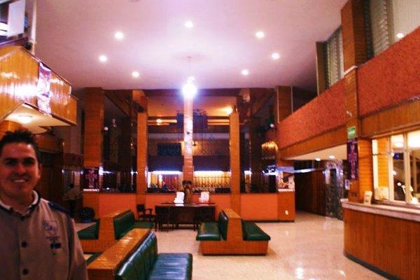 Morelia Gran Hotel - фото 11