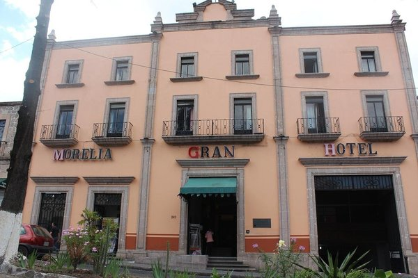 Morelia Gran Hotel - фото 19