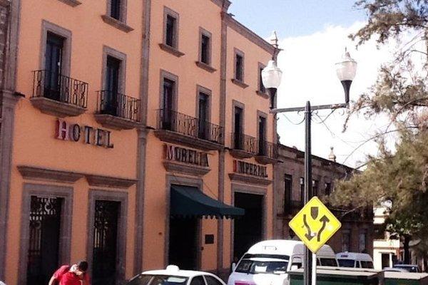 Morelia Gran Hotel - фото 20