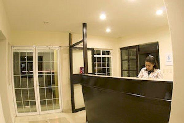Maxihotel Business Class Culiacan - фото 17
