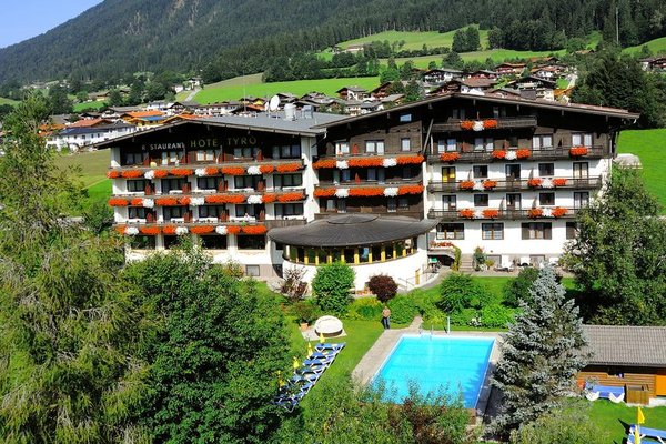 Ferienhotel Tyrol Soll am Wilden Kaiser - фото 21