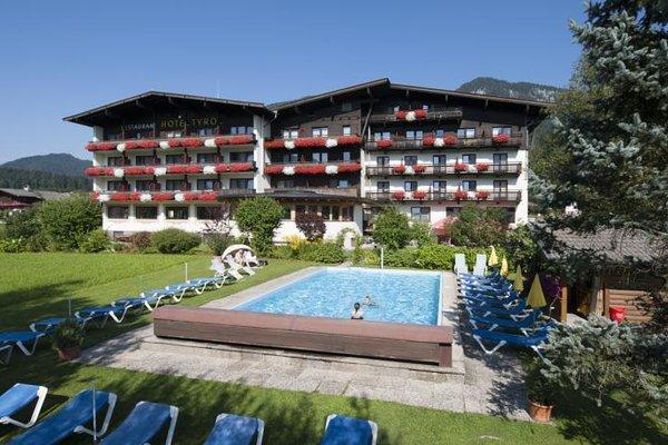 Ferienhotel Tyrol Soll am Wilden Kaiser - фото 22