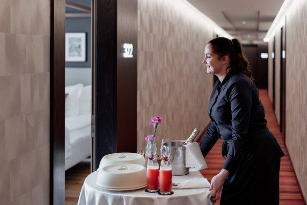 BEST WESTERN PLUS Hotel Ferdynand - фото 10