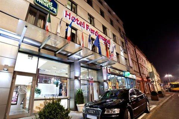 BEST WESTERN PLUS Hotel Ferdynand - фото 14