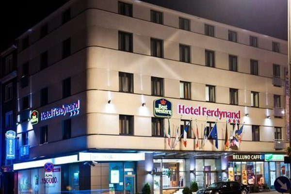 BEST WESTERN PLUS Hotel Ferdynand - фото 22