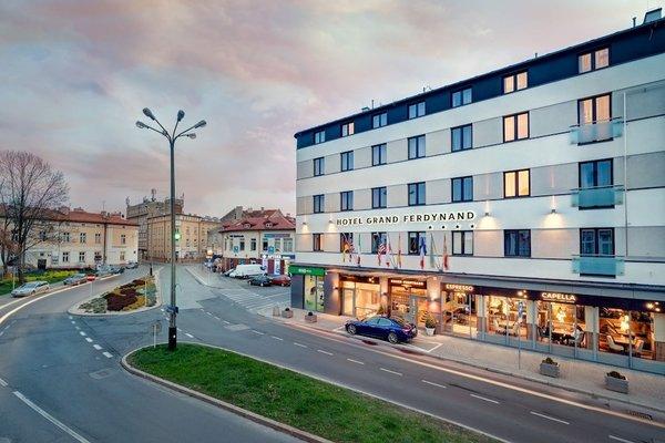 BEST WESTERN PLUS Hotel Ferdynand - фото 23