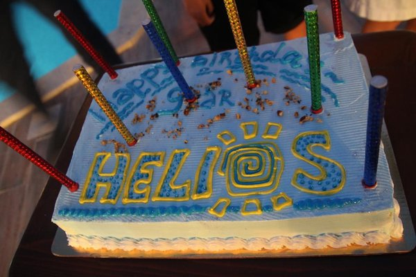 Helios Hotel - фото 14
