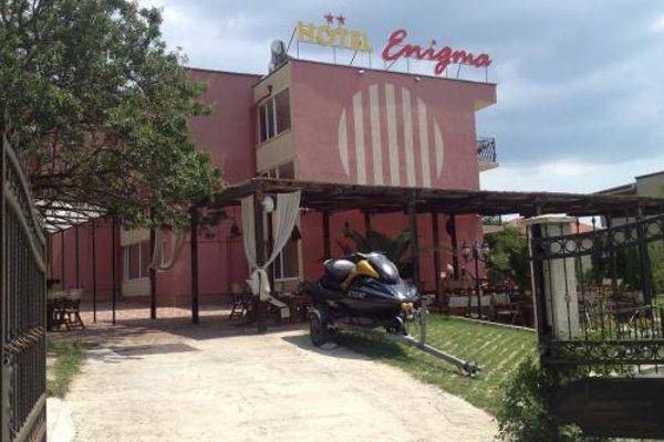 Enigma Hotel - фото 15