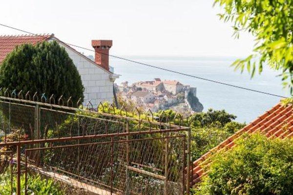 B&B Villa Dubrovnik Garden - фото 22