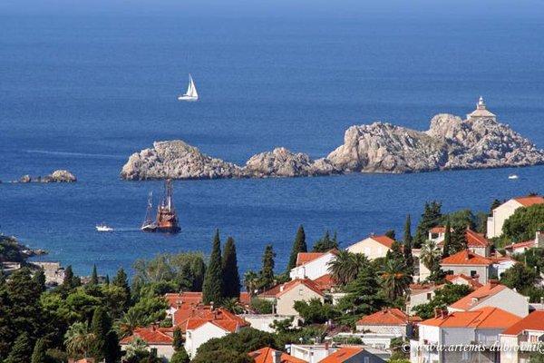 Apartments Artemis Dubrovnik - фото 17