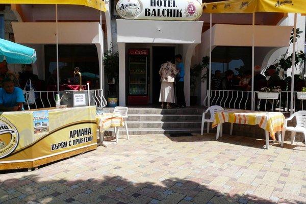 Family Hotel Balchik - фото 8