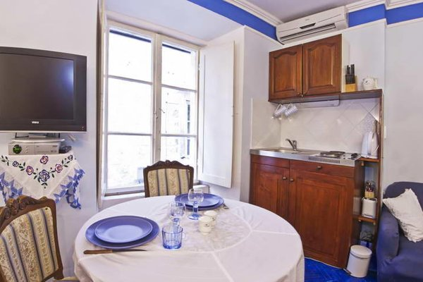 Apartments and Rooms Artemida - фото 11