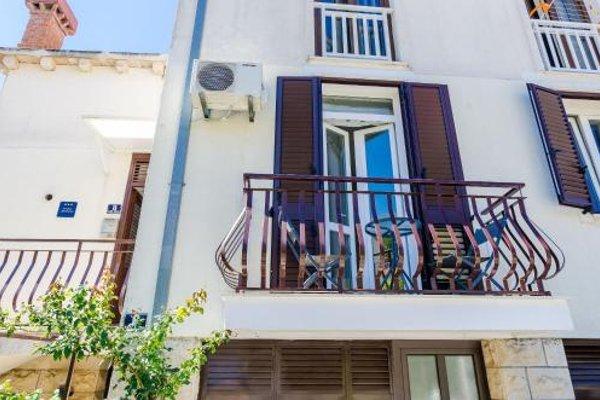 Apartments Princ Hrvoje - фото 21