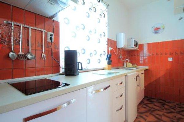 Apartments BrunoR - фото 11
