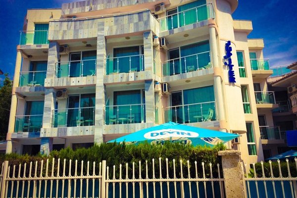 Мини-отель Family Hotel Jupiter - фото 50