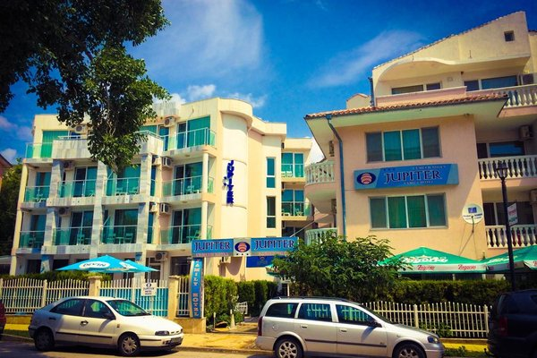 Мини-отель Family Hotel Jupiter - фото 23