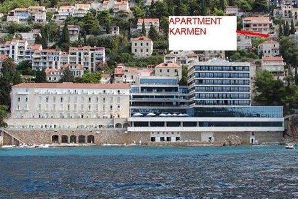 Apartment Karmen - фото 22