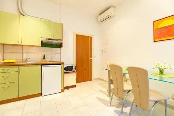 Apartments Margaretic - фото 10