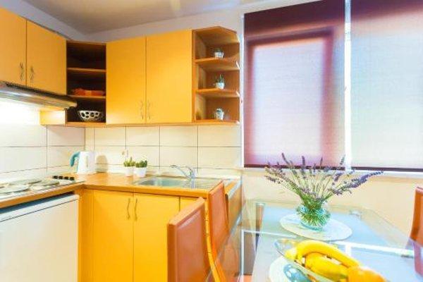 Apartments Margaretic - фото 11