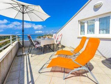 Апартаменты Apartments Red Coral Cavtat