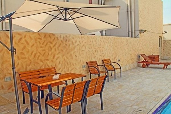 Al Raya Hotel Apartments - фото 20