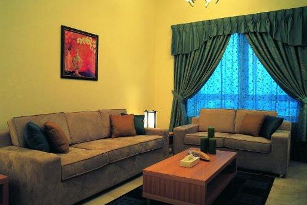 Al Raya Hotel Apartments - фото 8