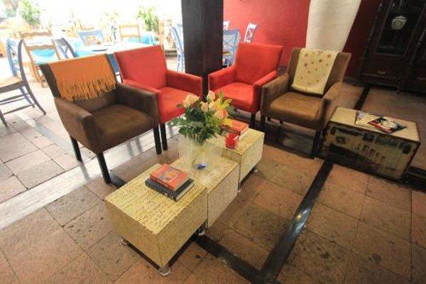 La Hija del Alfarero Hotel Boutique - фото 7