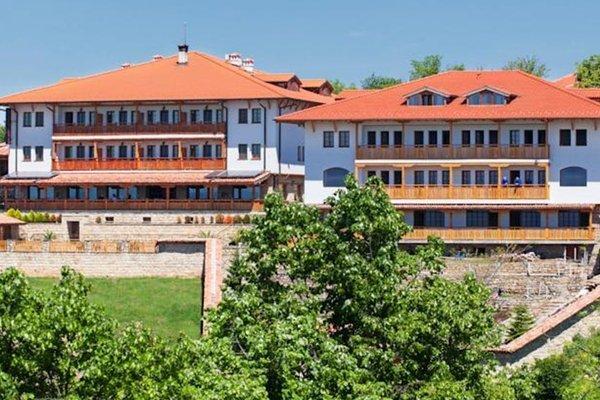 Отель Севастократор - фото 23
