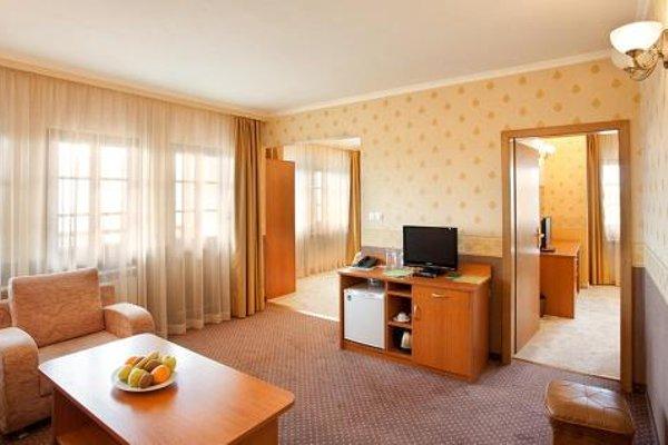 Отель Севастократор - фото 4