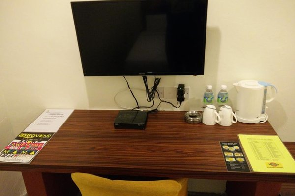 Station Budget Hotel - фото 11