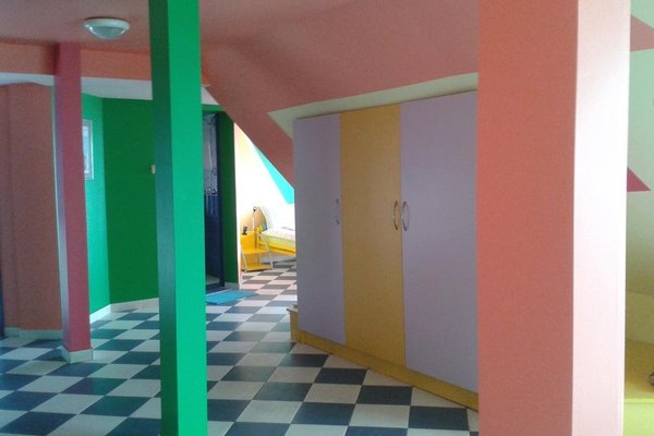 The Colourful Mansion Hotel - фото 14
