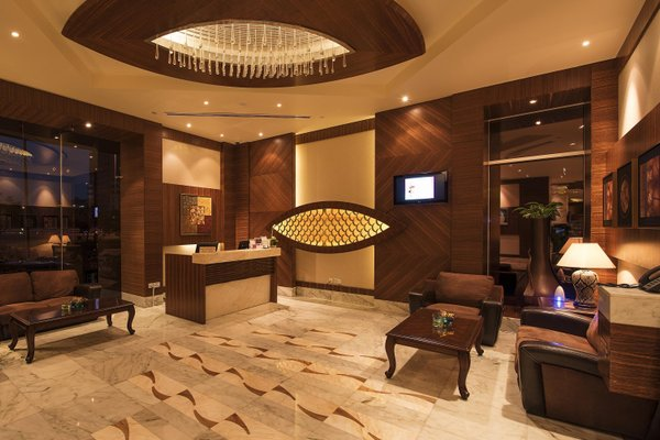 Emirates Grand Hotel - фото 13