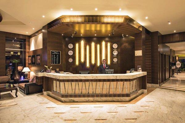 Emirates Grand Hotel - фото 14