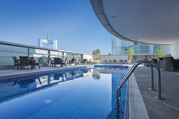 Emirates Grand Hotel - фото 21