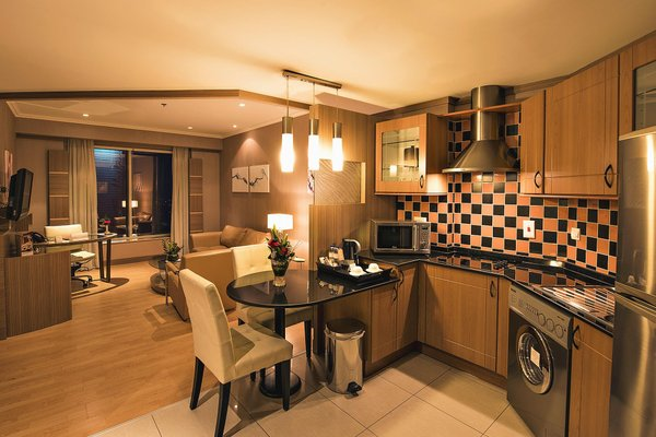 Emirates Grand Hotel - фото 7
