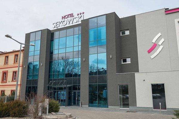 Hotel Sekowski - фото 23