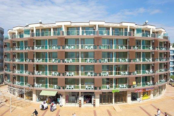 BRIZ - SEABREEZE HOTEL - фото 8