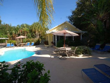 Гестхаус Flip Flop Cottages - Siesta Key