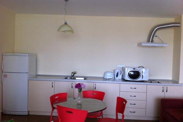 Green Fort Noks Apartments - фото 12
