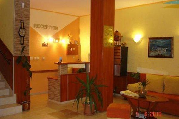 Семейный отель Друзья - фото 7