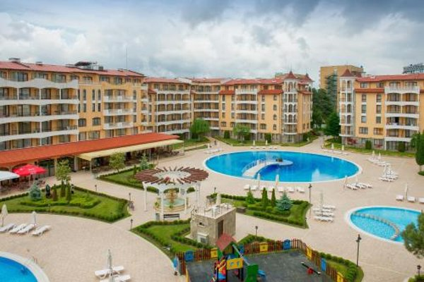 PMG Royal Sun Apartments - фото 22
